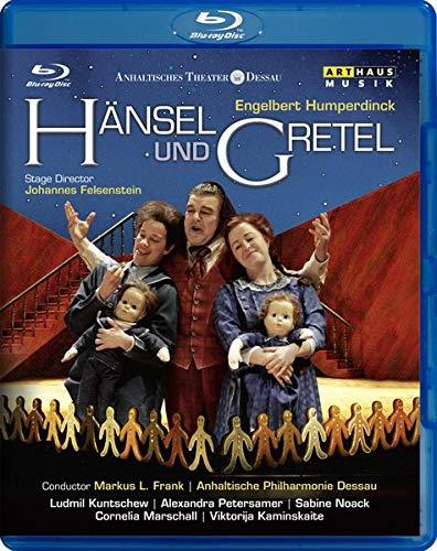 Engelbert Humperdinck - Hänsel und Gretel [Blu-ray]