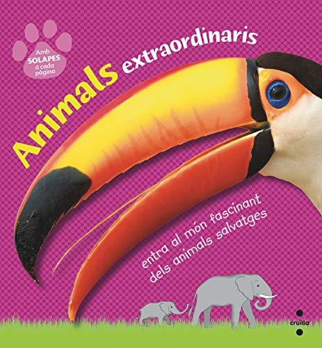 Animals extraordinaris por Equipo Editorial Dorling Kindersley