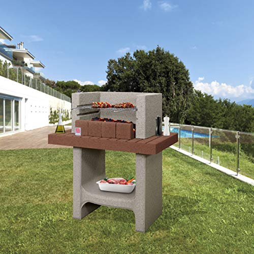 Garden Grills Bosa masonry BBQ