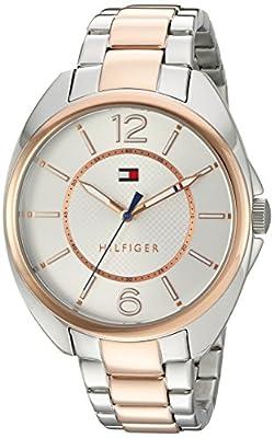 Tommy Hilfiger 1781696 - Reloj analógico para mujer