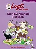 Logli-Lernspiele: Grundwortschatz Englisch