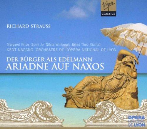 Strauss: Der Bürger als Edelmann & Ariadne auf Naxos