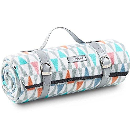 VonShef XL Picknickdecken