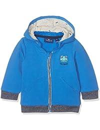 Tom Tailor Detachable Hood Jacket, Sweat-Shirt àCapuche Bébé Garçon