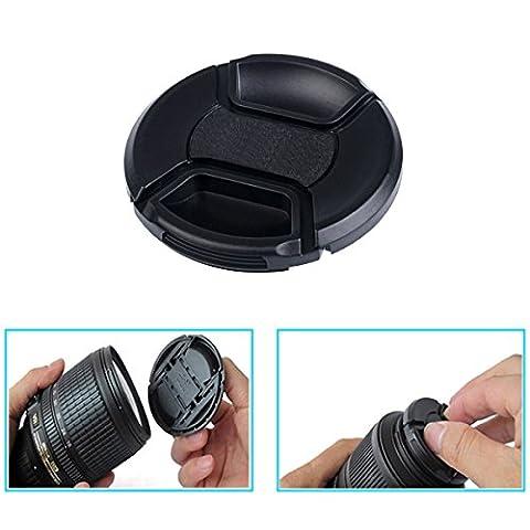 Ckeyin 67MM Clip On Bouchon Objectif Pour Digital SLR Nikon Camera D7100 D7000 D90 D80 etc