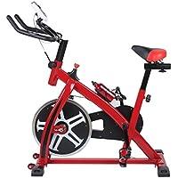Preisvergleich für OUTAD SP6901 Heimtrainer Indoor Cycle Speed Bike Indoor Fahrrad Trainingsrad Hometrainer,Fitness Bike bis 120 kg belastbar