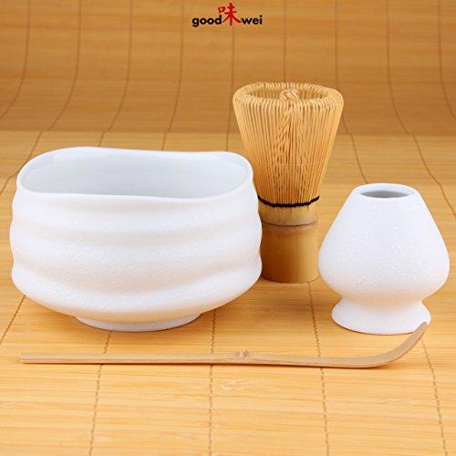 """Goodwei Ensemble à thé Matcha """"Miyuki"""" (120)"""