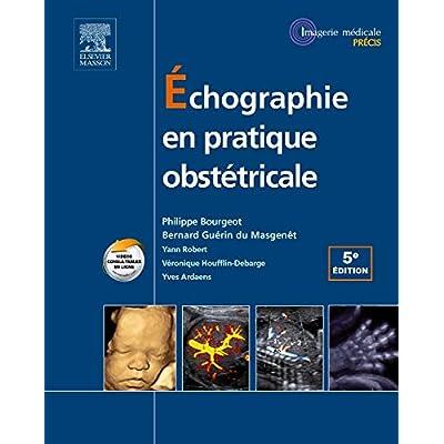 Échographie en pratique obstétricale: Pilon Partiel 15/2/16