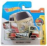 Hot Wheels Volkswagen T2 Pickup - Serie HW Art Cars 1/10 (Short card)