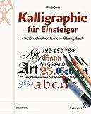 Kalligraphie für Einsteiger, Übungsbuch