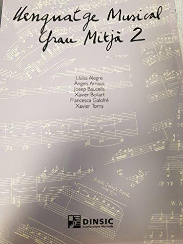 Llenguatge musical, grau mitjà 2