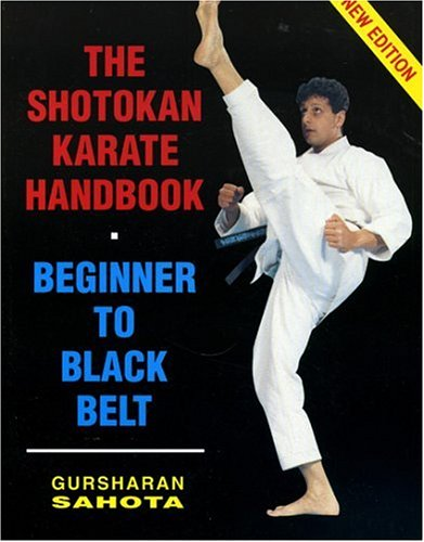 The Shotokan Karate Handbook Beginner To Black Belt Fifth Edition