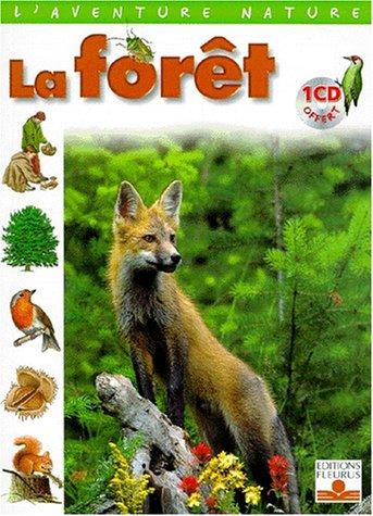 La Forêt (1 livre + 1 CD audio)