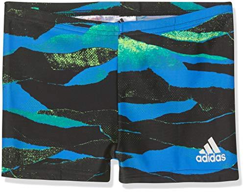 adidas Kinder Fit Bx AOP Badehose XL Schwarz (Schwarz/amasho) (Garcon Modell)