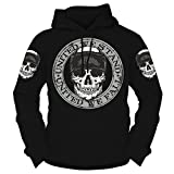 No Fight No Glory Männer und Man Hoodie La Familia United We Stand (mit Kapuzendruck)