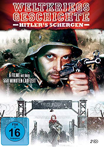 Weltkriegsgeschichte in einer Collection [2 DVDs]