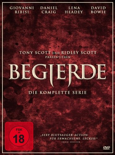 The Hunger: Die komplette Serie (8 DVDs)
