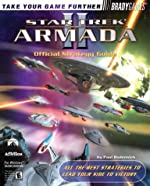 Star Trek - Armada II Official Strategy Guide de Paul Bodensiek