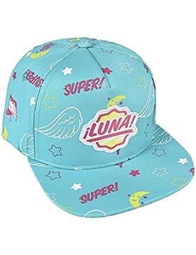 Gorra juvenil premium new era 55cm de Soy Luna
