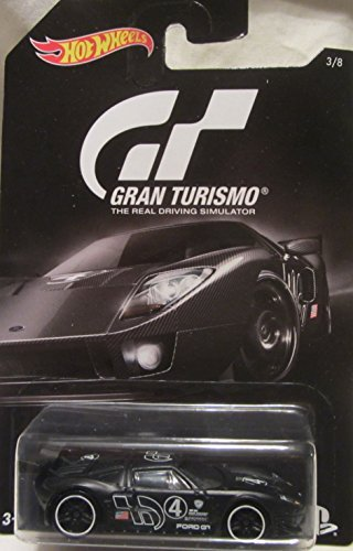 Hot Wheels - Gran Turismo - Ford GT LM by Hot Wheels