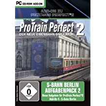 Pro Train Perfect 2 - Aufgabenpack 2 S - Bahn - [PC]