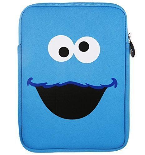 tablet-standard-ipad-ebook-sleeve-zipped-case-sesame-street-cookie-monster