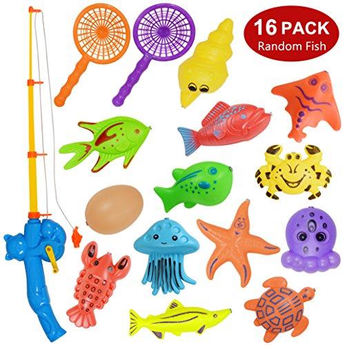Nunki Toy Fishing...