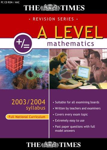 The Times A Level Mathematics 2003/2004 Syllabus (Full National Curriculum) Test