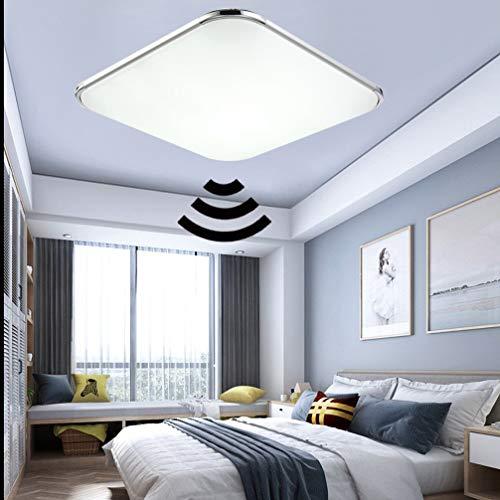 BFYLIN 24W LED Lámpara de sensor con radar con detector de movimiento,Luz...