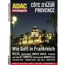 ADAC Reisemagazin  Cote d´Azur, Provence