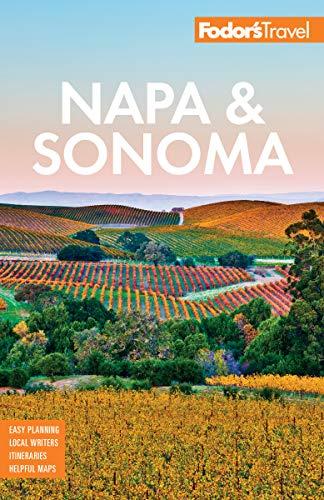 Fodor's Napa and Sonoma (Full-color Travel Guide) (English Edition)