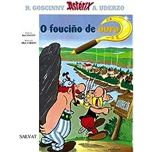 O fouciño de ouro (Galego - Salvat - Comic - Astèrix)