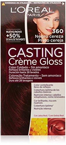 L'óreal 913-65687 Casting Creme Gloss Haarfärbung - 600 gr