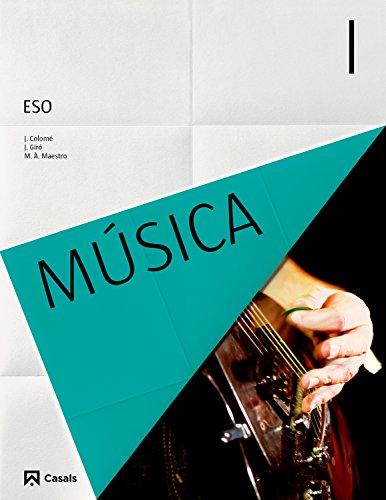 Música I ESO (2015) - 9788421854693 por VV.AA.