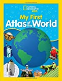 Best National Geographic Of National Geographics - National Geographic Kids My First Atlas of the Review