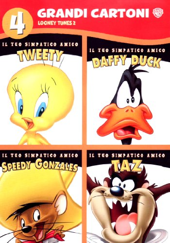 4 grandi cartoni - Looney Tunes 2 Volume 02