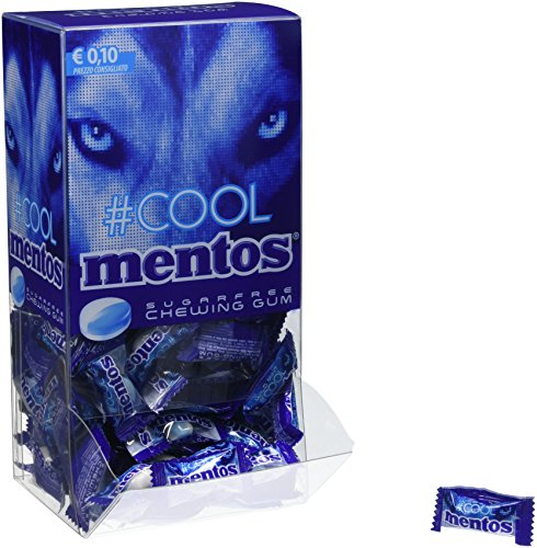 Mentos Cool Wild Mint Caramelle Gommose - 100 gr