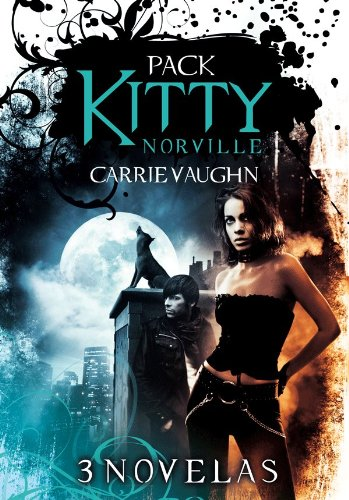 Pack Kitty Norville (Spanish Edition)