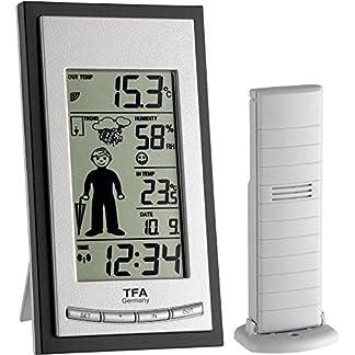 TFA 35.1084 – Estación meteorológica inalámbrica