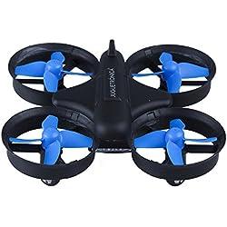 Juguetrónica Smartdrone BT, Mini Drone con Modo Acrobacias para Principiantes (JUG0276)