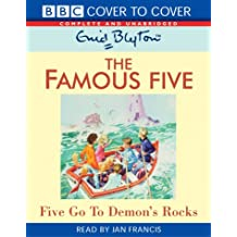 Five Go to Demon's Rock (Cover to Cover)