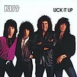 Songtexte von KISS - Lick It Up