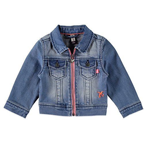 Babyface Mädchen Jeansjacke light denim 7108124 (116-6, light denim)