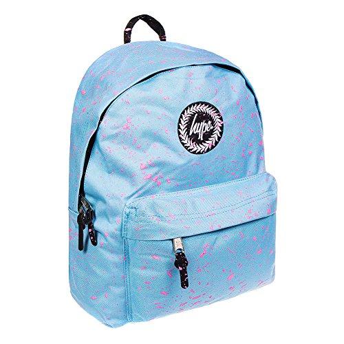 HYPE Cherry Fuzz, Borsa a spalla uomo Multicolore Cherry Fuzz Multi taglia unica Sky Blue Pink Speckle