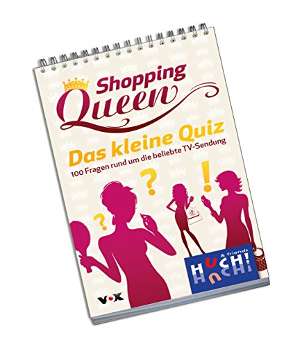 Huch-Friends-879257-Das-kleine-Shopping-Queen-Quiz
