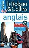 Dictionnaire Le Robert & Collins poche Anglais : Français-anglais/anglais-français