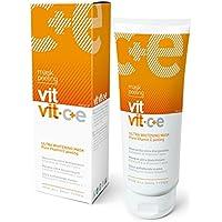 Ultra sbiancamento maschera peeling pura vitamina C (100 ml)