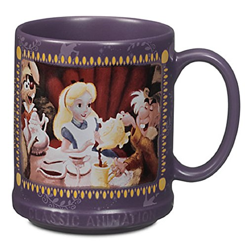 Disney Store Alice in Wonderland Classic Animation Collection Coffee Mug