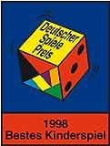 Zicke Zacke Hühnerkacke, Kinderspiel von Zoch 601121800 - 8