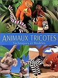 Animaux tricotés. Techniques et modèles